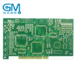 Electronic plating gold PCB with gold finger