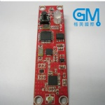 Mulitilayer smart home control printed circuit board SMT assembly