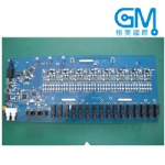 Voice speaker box main PCB board assembly