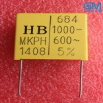 MKPH snubber capacitor